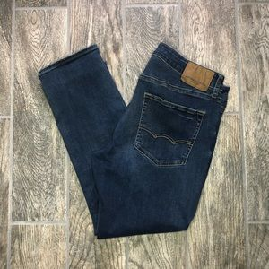 AEO Men's Extreme Flex Slim Straight Jeans